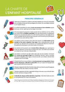 02. Charte de l'enfant hospitalisé